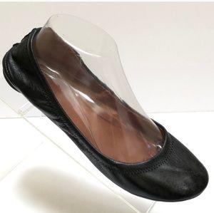 Lucky Brand Black Ballet Flats